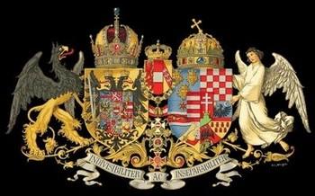 Oszták - Magyar Monarchia címere